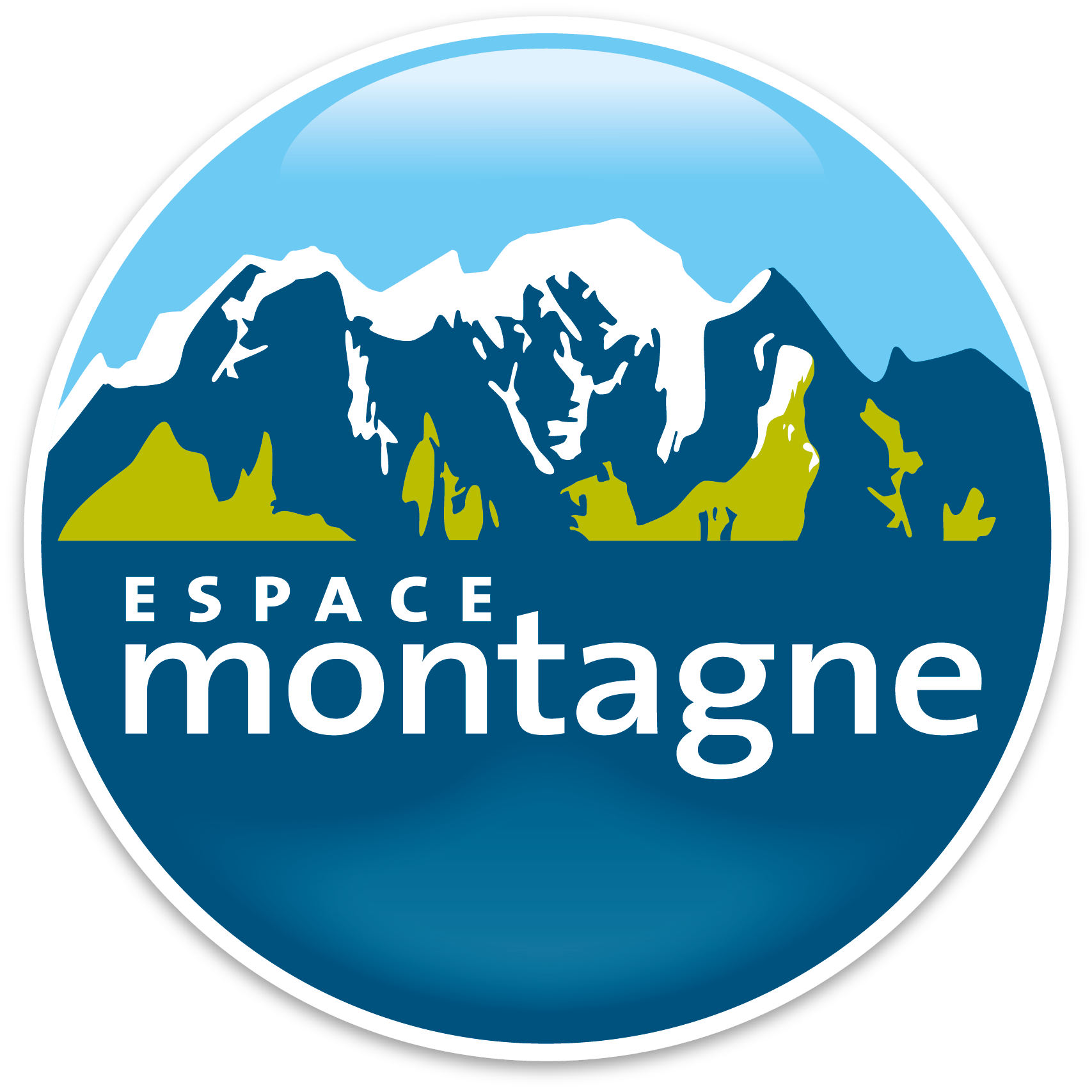 logo espace montagne